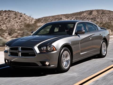 2012 Dodge Charger SE Sedan 4D  photo