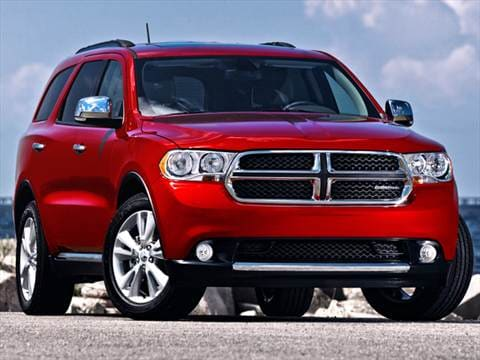 2012 Dodge Durango SXT Sport Utility 4D  photo