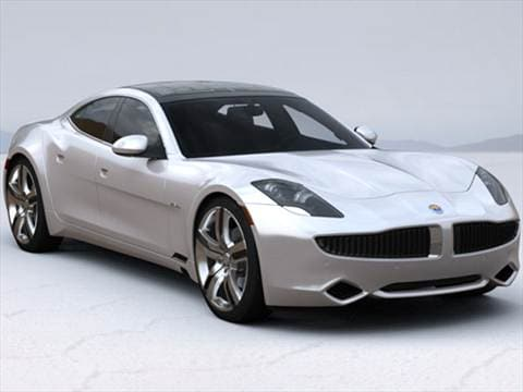 2012 Fisker Karma EcoStandard Sedan 4D  photo