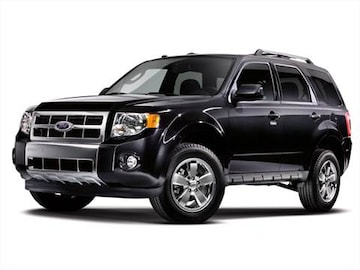 2012 ford escape pricing ratings reviews kelley. Black Bedroom Furniture Sets. Home Design Ideas