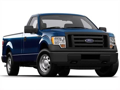2012 Ford F150 Regular Cab XL Pickup 2D 6 1/2 ft  photo