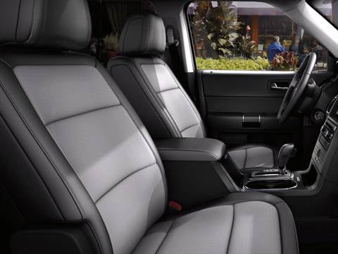 2012 ford flex Interior