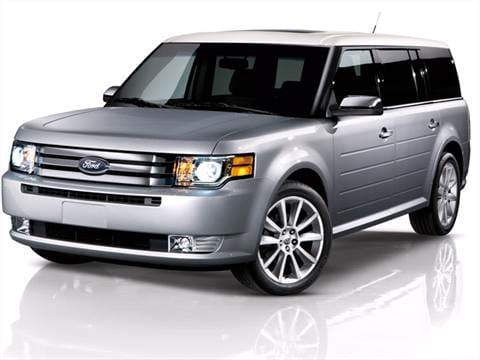 2012 Ford Flex Pricing Ratings Amp Reviews Kelley Blue Book