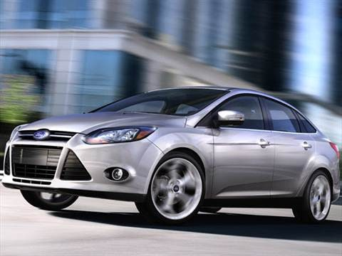 2012 Ford Focus | Pricing, Ratings & Reviews | Kelley Blue ...