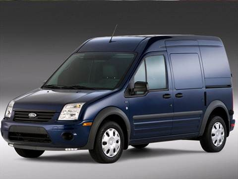 2012 Ford Transit Connect Cargo XL Van 4D  photo
