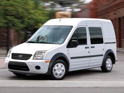 2012 Ford Transit Connect Passenger XLT Premium Van 4D  photo