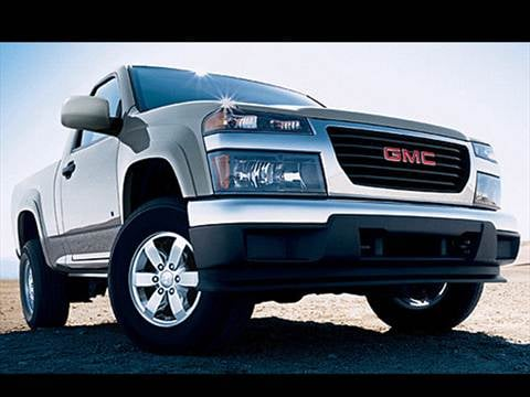 2012 GMC Canyon Regular Cab Work Truck Pickup 2D 6 ft  photo
