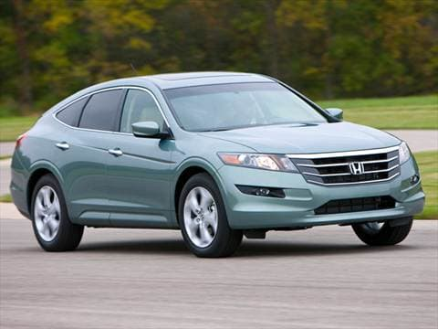 2012 Honda Crosstour EX Sport Utility 4D  photo