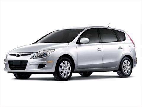 2012 Hyundai Elantra Touring GLS Wagon 4D  photo