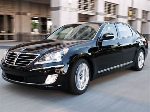 2012 Hyundai Equus Pricing Ratings Amp Reviews Kelley