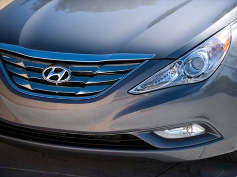 2012 Hyundai Sonata Pricing Ratings Reviews Kelley Blue Book