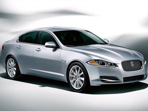 2012 jaguar xf price