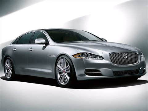 Beautiful 2012 Jaguar Xj