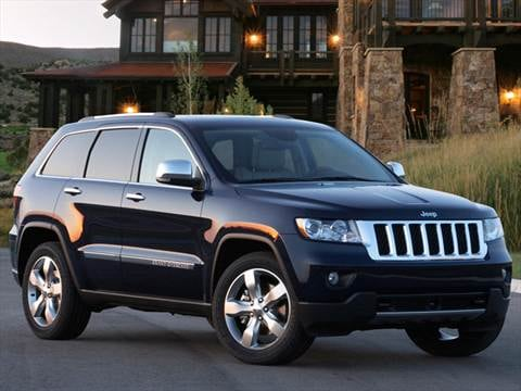 Exceptional 2012 Jeep Grand Cherokee. 19 MPG Combined
