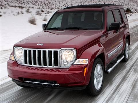 2012 Jeep Liberty Sport SUV 4D  photo