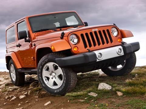 2012 Jeep Wrangler Sport SUV 2D  photo