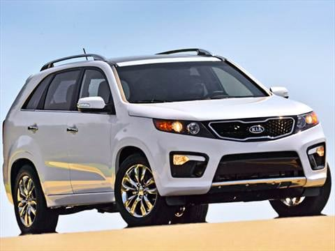 2012 Kia Sorento Pricing Ratings Amp Reviews Kelley
