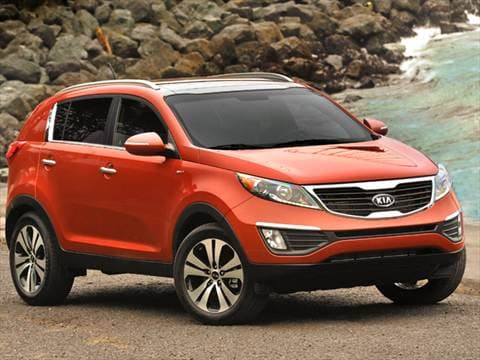2012 kia sportage pricing ratings reviews kelley blue book. Black Bedroom Furniture Sets. Home Design Ideas