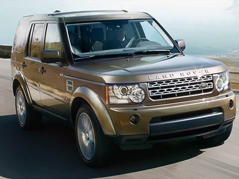 2012 Land Rover LR4 Sport Utility 4D  photo
