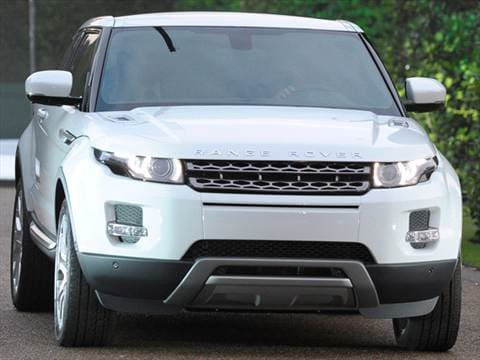 2012 land rover range rover evoque pricing ratings reviews kelley blue book. Black Bedroom Furniture Sets. Home Design Ideas