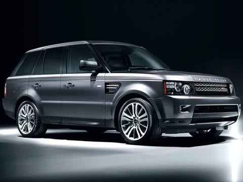 2012 Land Rover Range Rover Sport HSE Sport Utility 4D  photo