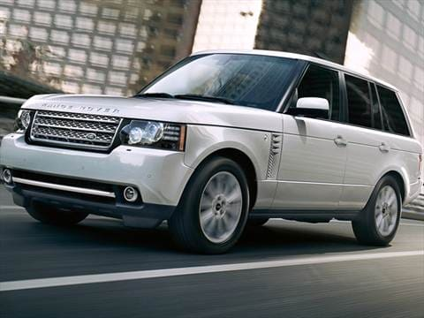 2012 Land Rover Range Rover HSE Sport Utility 4D  photo