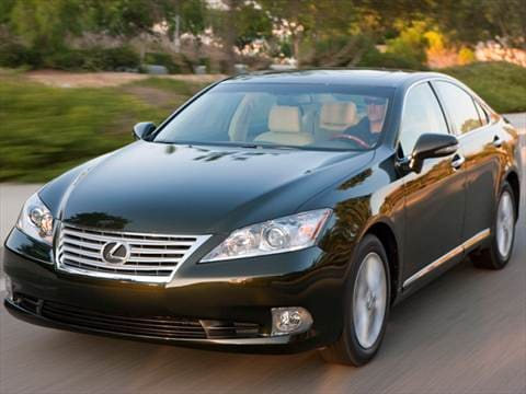 2012 Lexus Es Pricing Ratings Reviews Kelley Blue Book