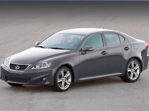 2012 Lexus IS IS 250 Sedan 4D  photo