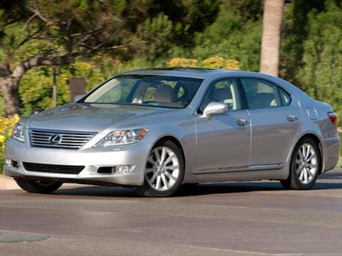 2012 Lexus LS LS 460 Sedan 4D  photo