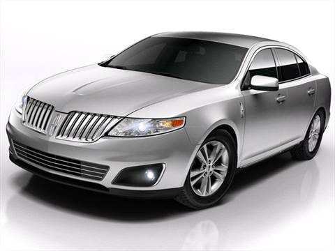 2012 Lincoln MKS | Pricing, Ratings & Reviews | Kelley ...