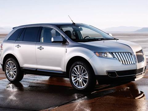 2012 lincoln mkx Exterior