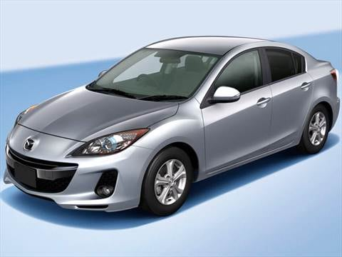 2012 mazda mazda3 pricing ratings reviews kelley blue book. Black Bedroom Furniture Sets. Home Design Ideas