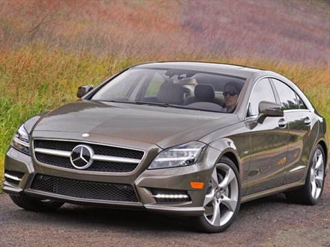 2012 mercedes benz cls class pricing ratings reviews for Mercedes benz 2012 price