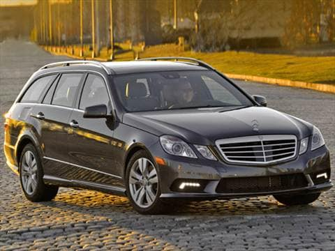 2012 Mercedes-Benz E-Class E350 4MATIC Wagon 4D  photo