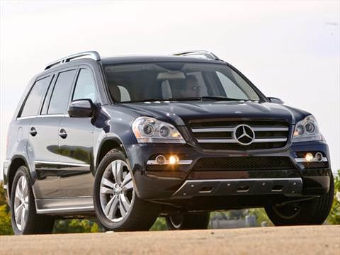 2012 Mercedes-Benz GL-Class GL350 BlueTEC 4MATIC Sport Utility 4D  photo
