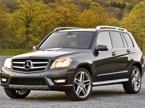 2012 Mercedes-Benz GLK-Class GLK350 Sport Utility 4D  photo