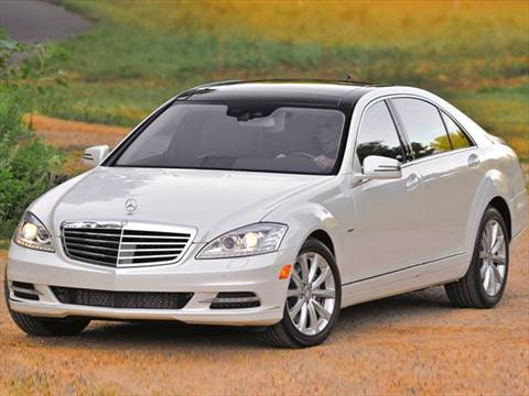 2012 Mercedes-Benz S-Class S350 BlueTEC 4MATIC Sedan 4D  photo