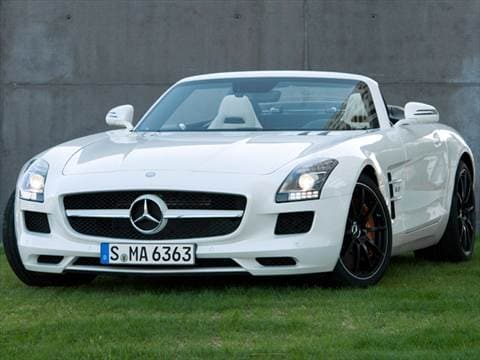 2012 mercedes benz sls class pricing ratings reviews. Black Bedroom Furniture Sets. Home Design Ideas