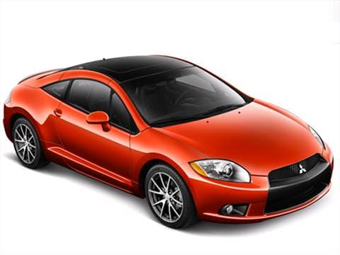 2012 Mitsubishi Eclipse Pricing Ratings Reviews Kelley Blue Book