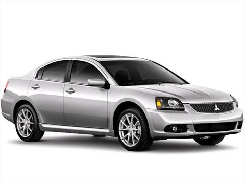 2012 Mitsubishi Galant ES Sedan 4D  photo