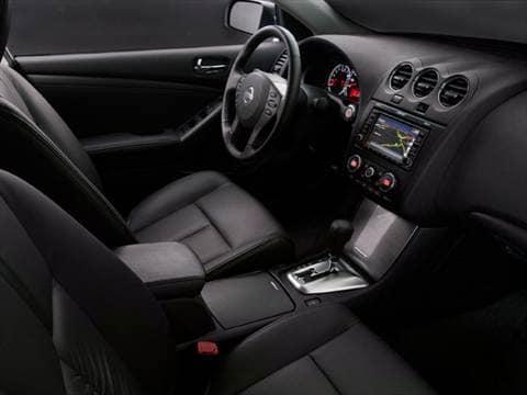 Good 2012 Nissan Altima Interior ...