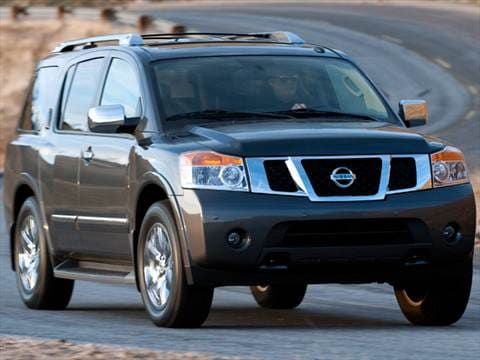 2012 nissan armada pricing ratings reviews kelley blue book. Black Bedroom Furniture Sets. Home Design Ideas