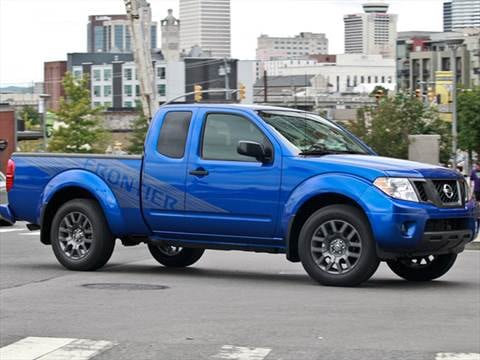 2012 nissan frontier king cab pricing ratings reviews kelley blue book. Black Bedroom Furniture Sets. Home Design Ideas