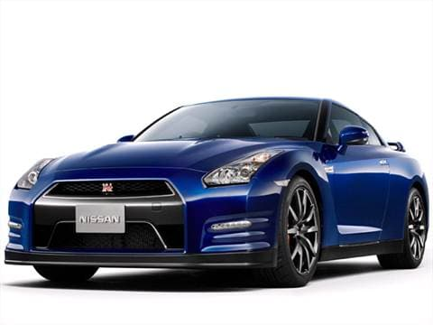 2012 Nissan GT-R Premium Coupe 2D  photo