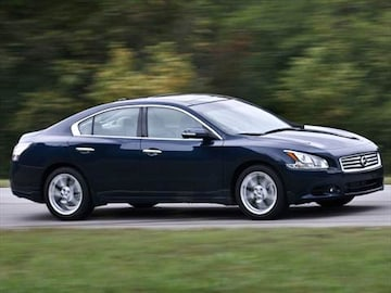 2012 Nissan Maxima | Pricing, Ratings & Reviews | Kelley Blue Book