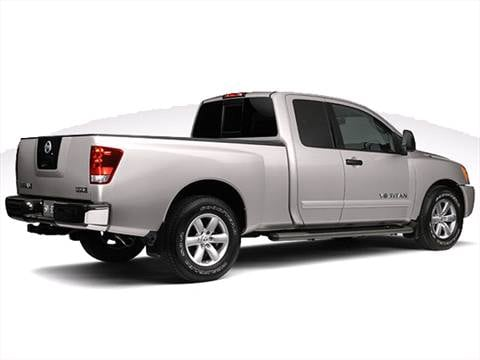 2012 Nissan Titan King Cab S Pickup 4D 6 1/2 ft  photo