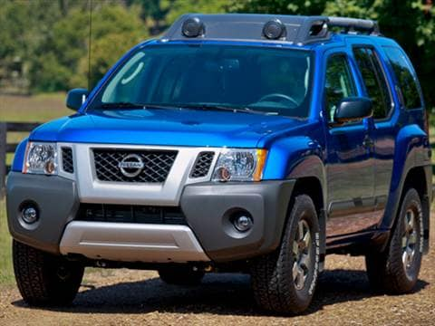 2012 Nissan Xterra | Pricing, Ratings & Reviews | Kelley ...