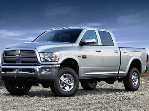 2012 ram 2500 crew cab pricing ratings reviews kelley blue book. Black Bedroom Furniture Sets. Home Design Ideas