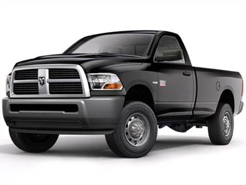 2012 Ram 3500 Regular Cab ST Pickup 2D 8 ft  photo
