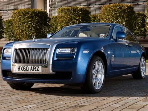2012 rolls royce ghost pricing ratings reviews. Black Bedroom Furniture Sets. Home Design Ideas